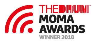 The Drum MOMA Awards 2018 (Best use of Augmented Reality) - Winner