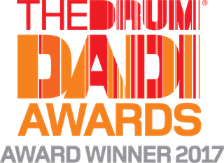 The Drum DADI Awards 2017 (Best Consumer Website, App or Campaign) - winner