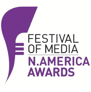Festival of Media North America Awards 2017 - shortlisted