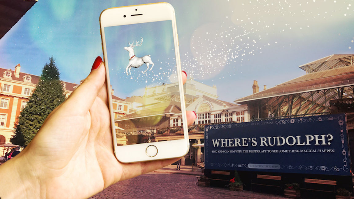 3 ways augmented reality can add magic to Christmas marketing