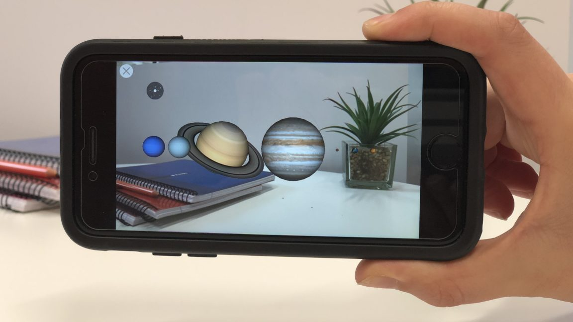 How To Bring Augmented Reality To Your School