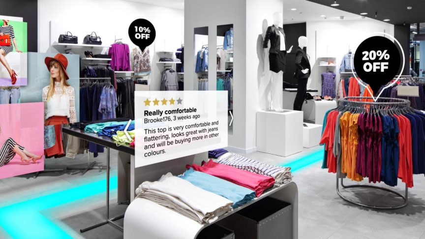 How augmented reality is set to transform retail