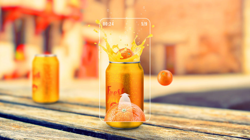 5 ways augmented reality benefits the beverage industry