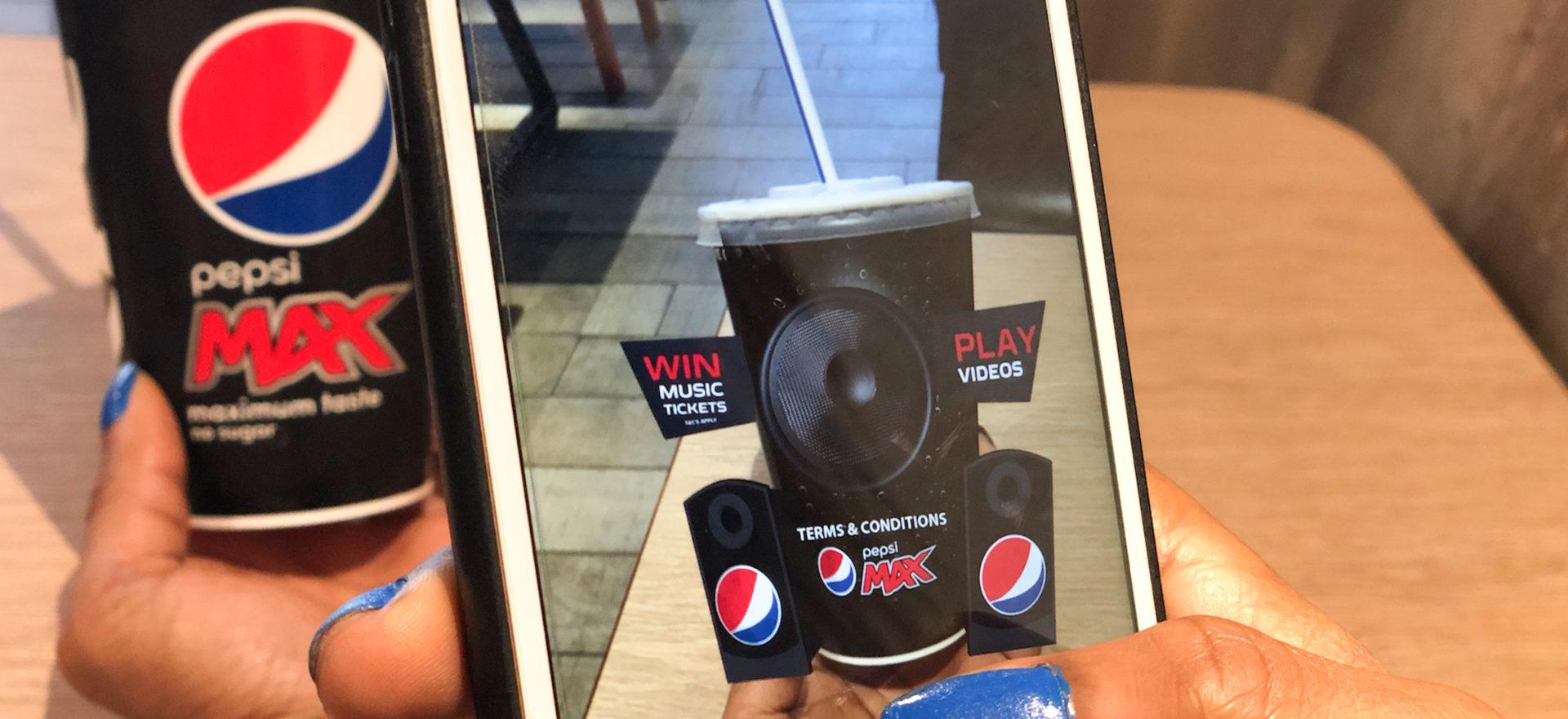 Subway & Pepsi Max