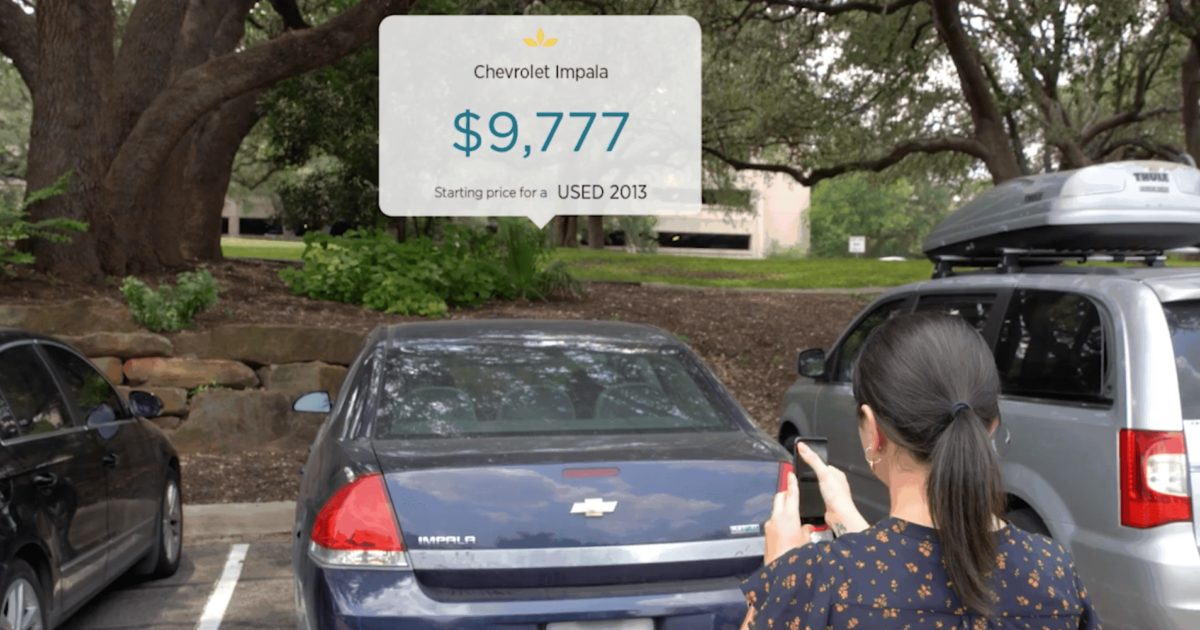 Usaa Car Loan >> Supercharging Car Buying with Computer Vision and