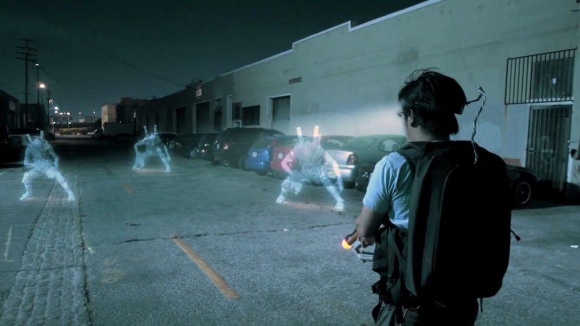 Best AR Games for iPhone and Android
