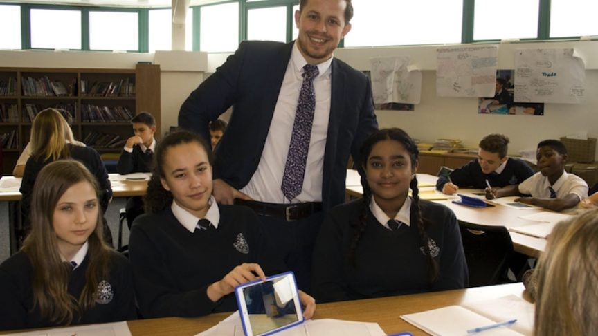 Teacher Rhys Corcoran On Using Blippar For GCSE Geography