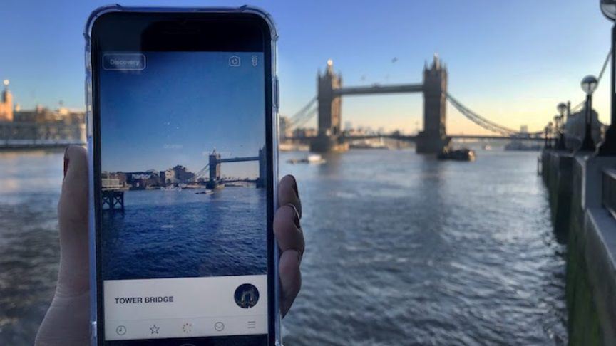Sightsee like never before with Blippar's Landmark Recognition technology