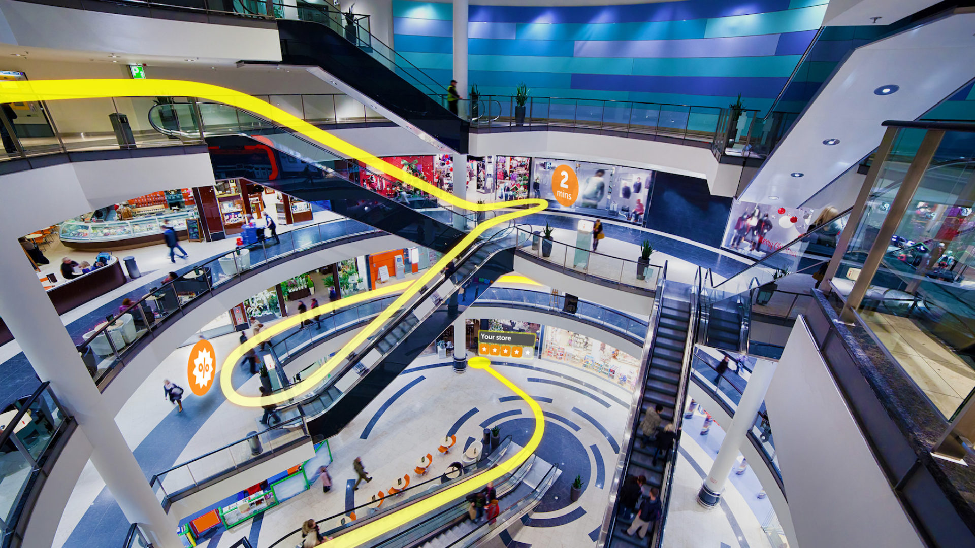 Launching Indoor Visual Positioning for enhanced location