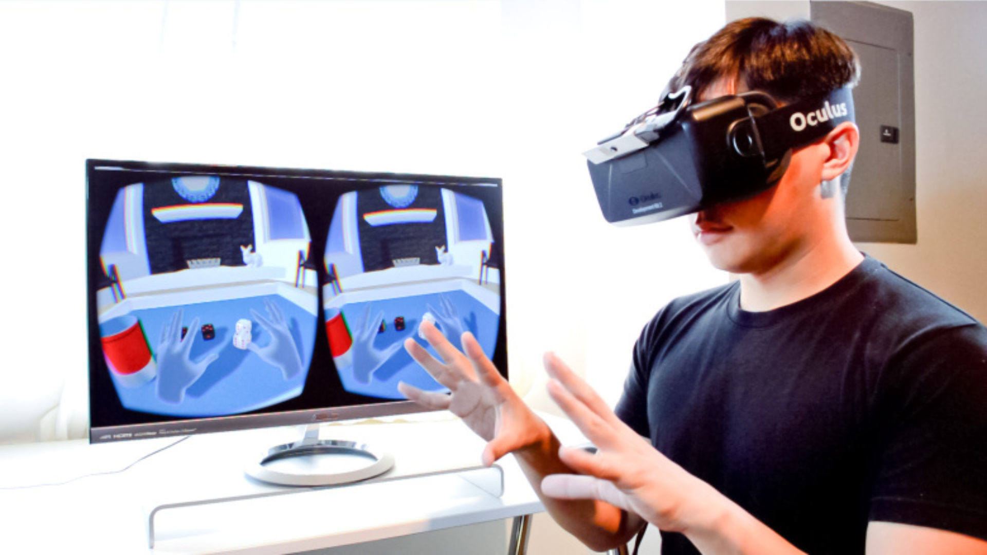 478501b71fc What s the Difference Between Virtual Reality and Augmented Reality ...