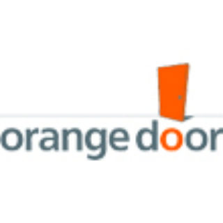 Orange Door Logo