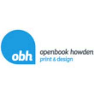 Openbook Howden Print & Design Logo